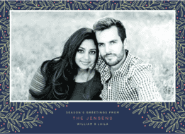 Boughs of Love Wedding Invitation