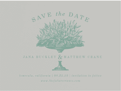 Test of Time Save the Date Save the Date