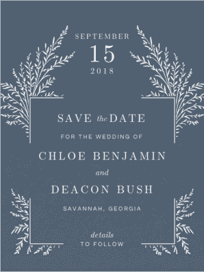 Charmed Life Save the Date Save the Date