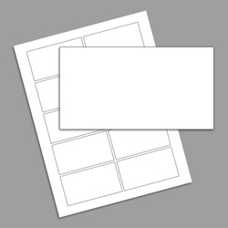 Labels - Rectangle - 1.875 x 3.5