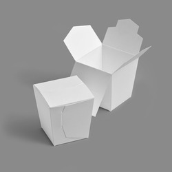 Favor Containers - Take-Out