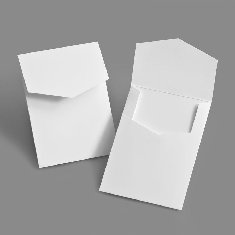 Pocket Envelope Signature 5x7 Portrait