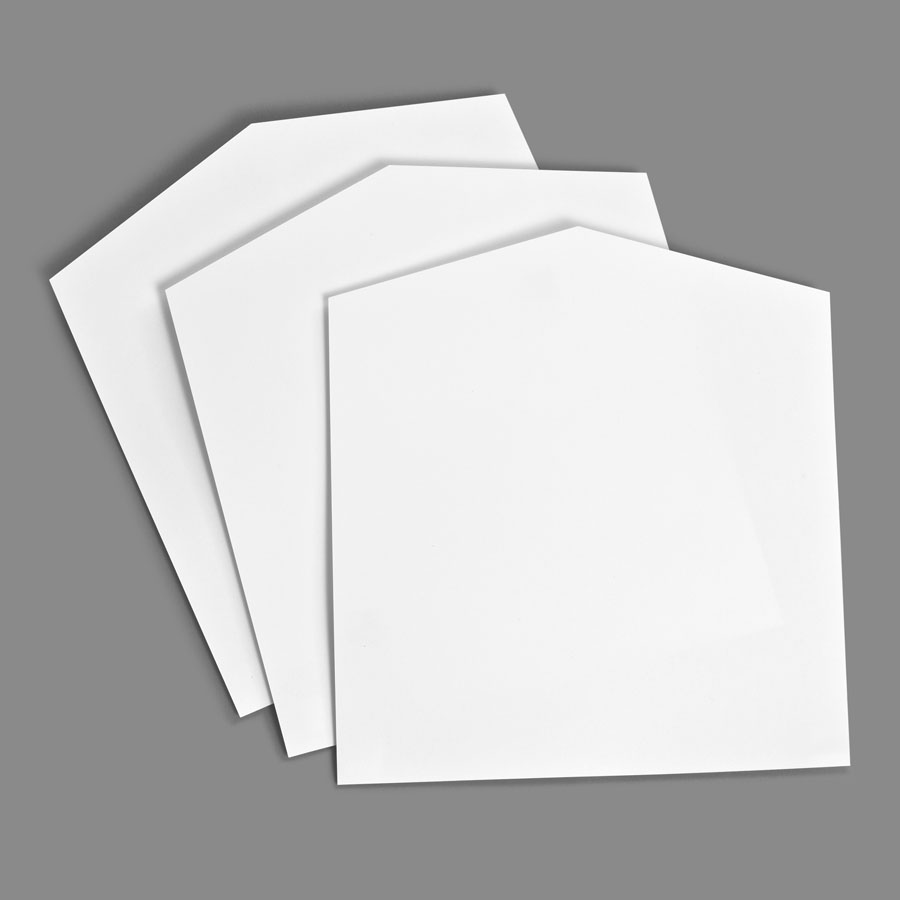 Gold color cardstock paper 5x7 - Envelope Liner Signature 5x7