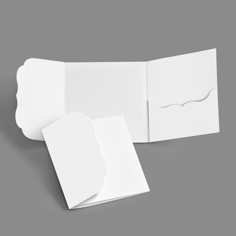 Pocket Folds - Bracket Side 6x6