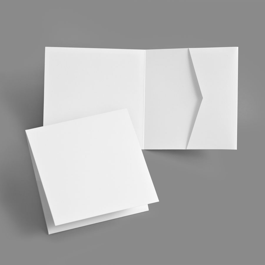 Pocket Folds - Booklet 6x6