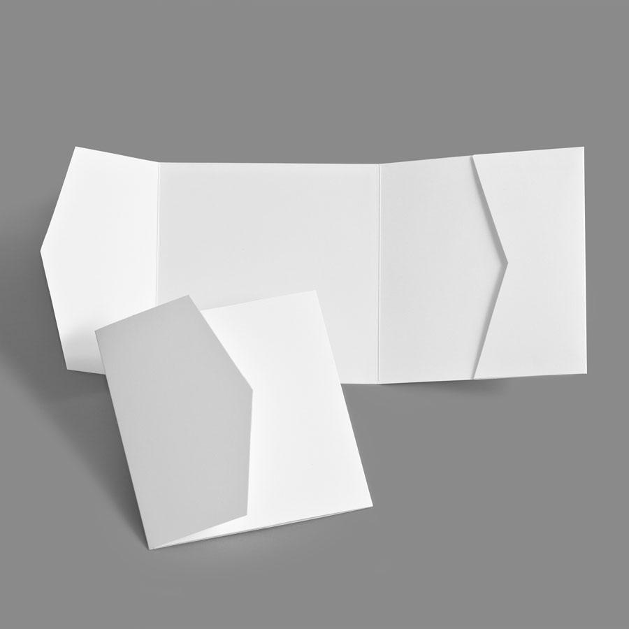 pocket folds signature 6x6 envelopments
