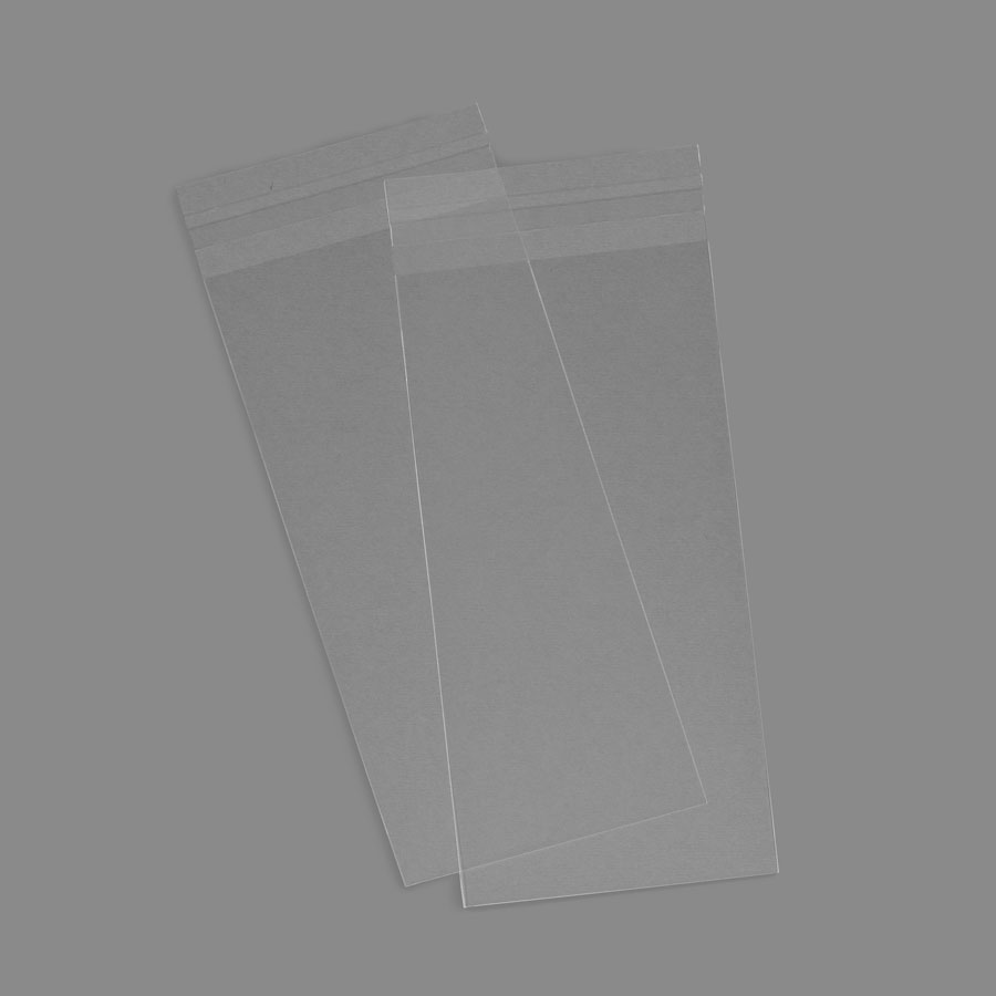 Crystal Clear Envelopes - 4x9