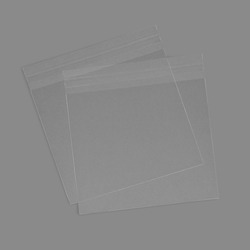 Crystal Clear Envelopes - 7x7