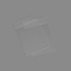 Crystal Clear Envelopes - 3.5x5 PP
